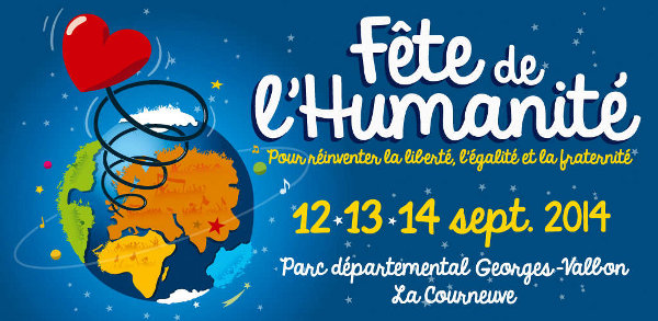 fete humanite 2014